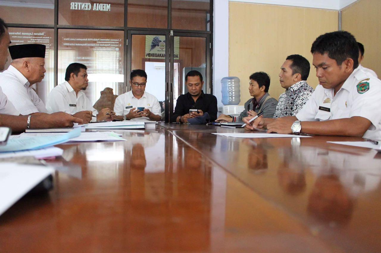 Diskominfo Gelar Dialog Perencaan Tower Bersama